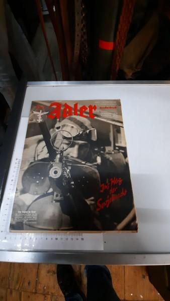 Heft Der Adler 1.Oktober 1941