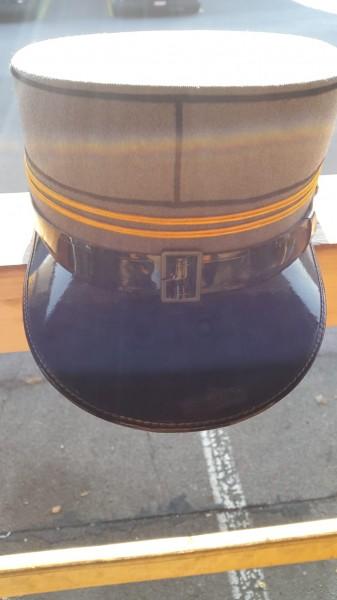 Mütze Oberleutnant CH-Armee