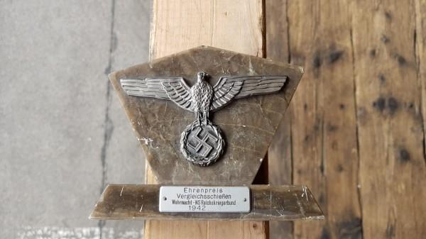 Wehrmacht.NS Reichskriegerbund Ehrenpreis im Vergleichsschiessen