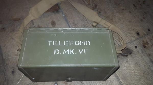 Funk / Feldtelefon 2 Weltkrieg