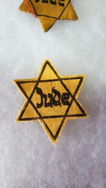 Orginal Judenstern sehr selten