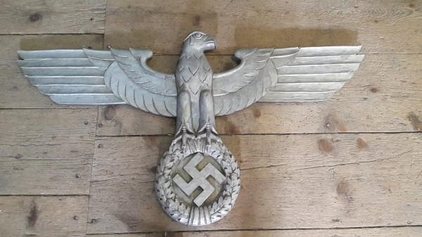 Orginal Reichsadler Holz