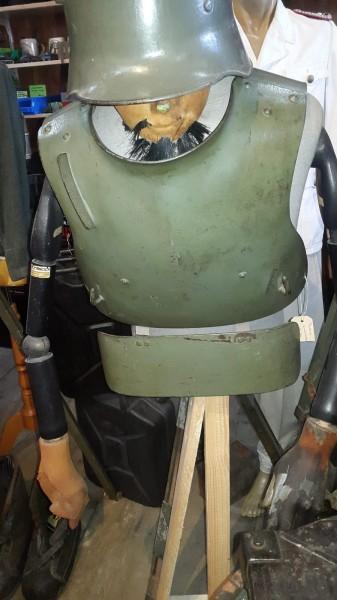Orginal Brustpanzer 1.Weltkrieg 1917/18