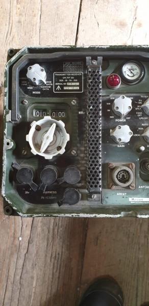 Englisches Panzerfunkgerät 60er Jahre