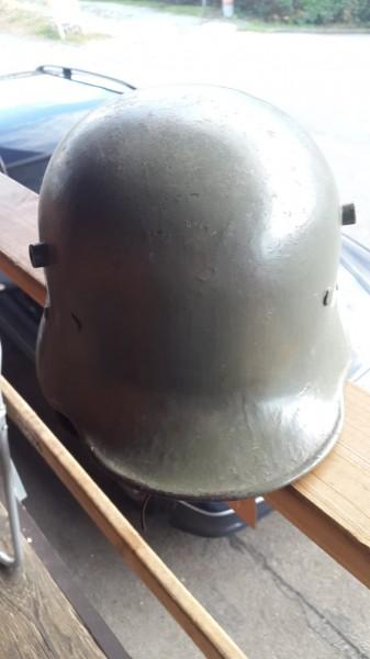 Orginal Helm 1.Weltkrieg