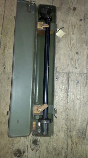 Hilfszielvorrichtung Artillerie 10,5cm