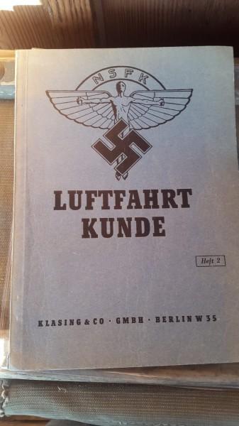 Buch Luftfahrtkunde