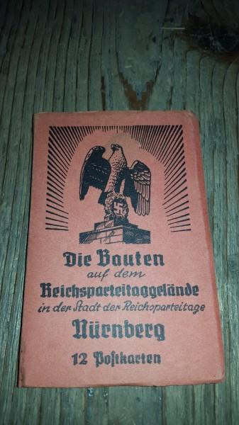 Fotoalbum Die Bauten auf dem Reichsparteigelände