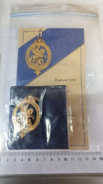 Orden Sammleranfertigung England 1350