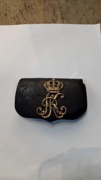 Patronentasche Deutsch Kaiserlich um 1900