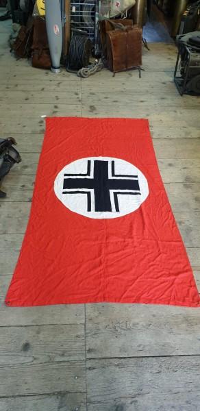 Orginal Wehrmachts Fahrzeugerkennungs Flagge