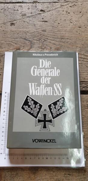 Die Generale der Waffen SS