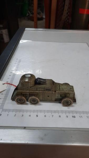 Wehrmachtwagen Blech 1930-1940 ohne Schlüssel