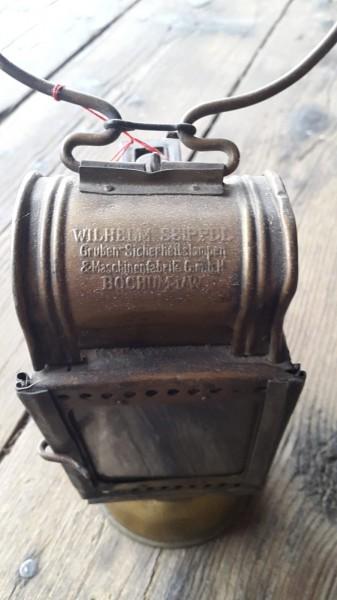 Lampe Karbit 3.Reich