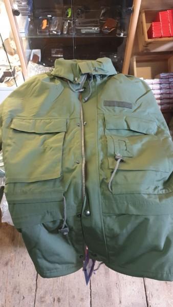 Kälteschutzjacke für Helipiloten Schweizerluftwaffe L neu ungetragen