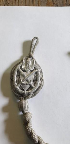 Wehrmacht Schützenschnur