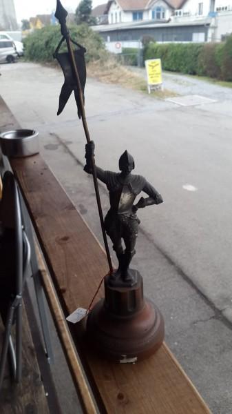 Bronce Statue um 1900