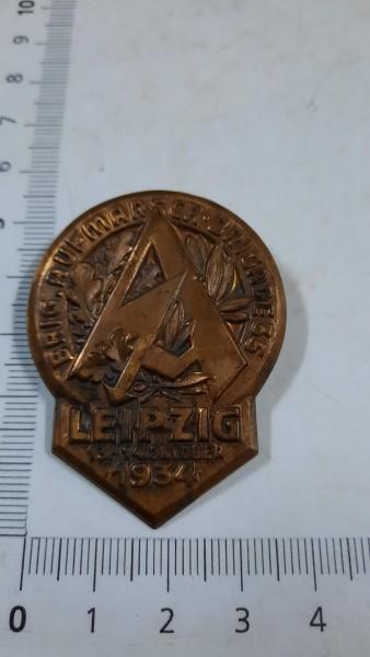 SA-Abzeichen Aufmarsch Brigade35 13-14 Oktober 1934