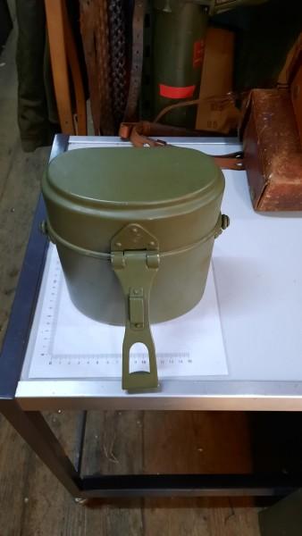 Gamelle , Essgeschirr CH-Armee 2.Wk gestempelt 1941 neuwertig