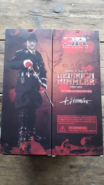 Puppe Heinrich Himmler
