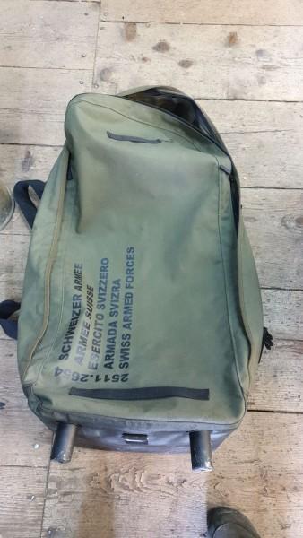Tasche gross CH-Armee