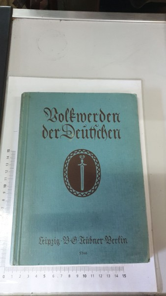 Buch Volkwerden der Deutschen