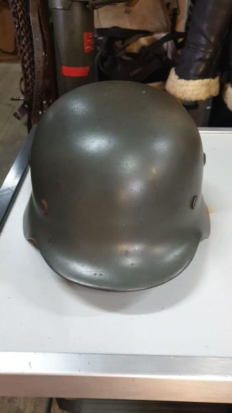 Orginal Wehrmachts Helm M40 ungetragen