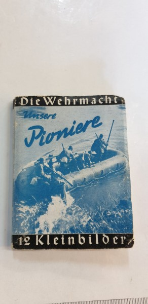 Die Wehrmacht Unsere Pioniere 12 Kleinbilder
