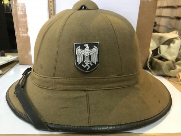 Afrika-Korps 1941 Heereshelm
