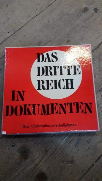 Schallplatten Das 3.Reich in Dokumenten