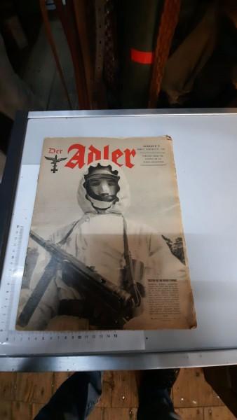 Heft Der Adler 3.Februar 1943