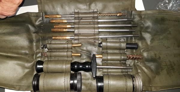 Sturmgewehr 57 Putzzeug
