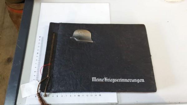 Orginal Wehrmachtsalbum 40 Fotos