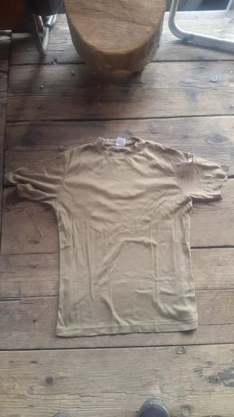 T-Shirt Schweizerarmee mit Suisseemblem L