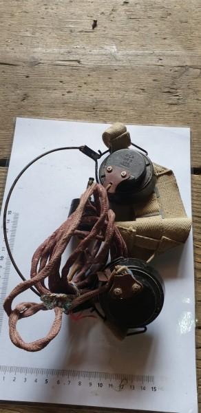 Funkkopfhörer 2.Wk England