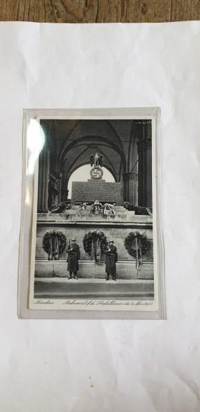 Ansichtskarte München Mahnmal für die Gefallenen des 9.Nov