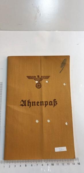 Ahnenpass 3.Reich