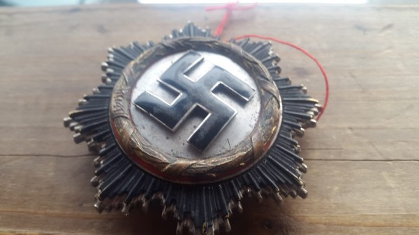 Deutscheskreuz Vorstufe zum Ritterkreuz