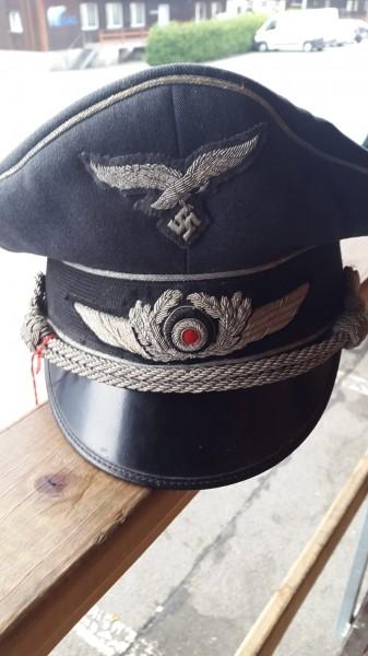 Orginal Luftwaffen Offiziersmütze