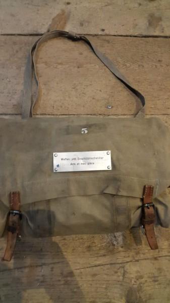 Werkzeugtasche für Waffen und Geschützmechaniker