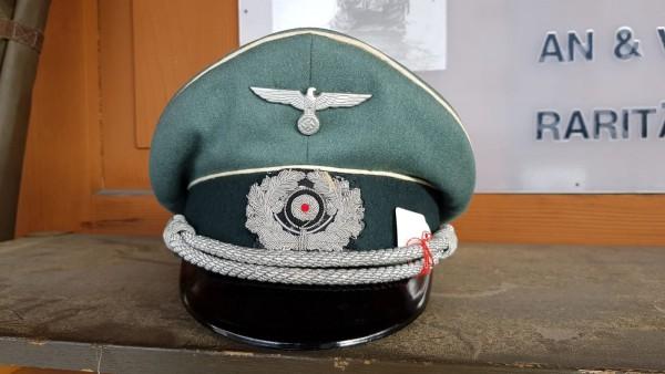 Wehrmachts Offiziersmütze