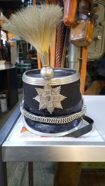 Kavallerie Unteroffiziers Tschako (Käppi) Guite
