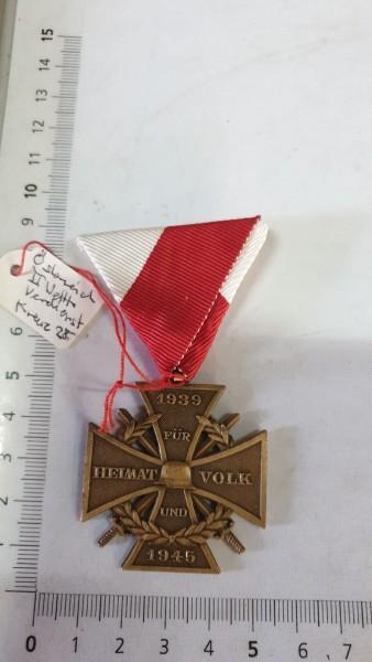 Verdienstkreuz Österreich 2.Wk