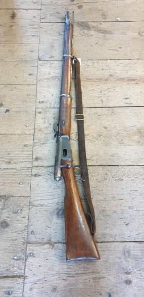 Vetterli 69 Gewehr CH-Armee