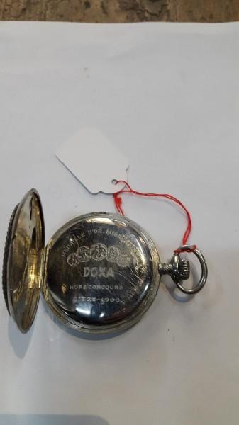 Uhr aus der Zeit SA Adler aufgelötet