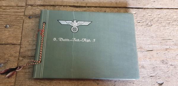 Fotoalbum 3.Reich Erinnerung an meine Wehrdienstzeit