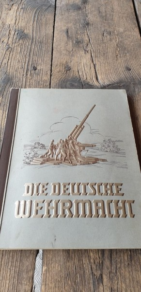Buch Unsere deutsche Wehrmacht