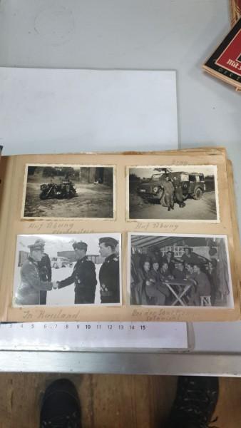 Fotoalbum mit 37 Fotos zum Teil fehlen ein paar Fotos