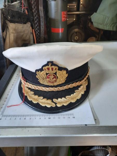 Marine Kapitäns Offiziersmütze 60er Jahre