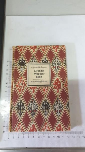 Buch Deutsche Wappenkunst
